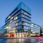 Münster, LVM, Bürogebäude